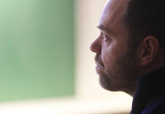 Juryleder Anders Birch