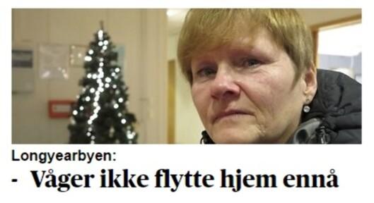 Faksimile fra aftenposten.no 21. desember
