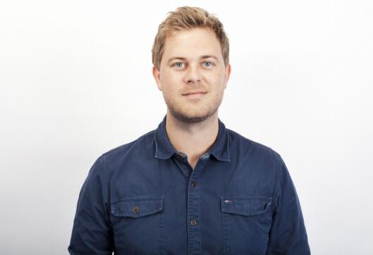 Journalistene i P4 håper kanalen vil fortsette å satse <br>på nyheter, sier klubbleder, Harald Nygaard Kvam.<br>Foto: P4
