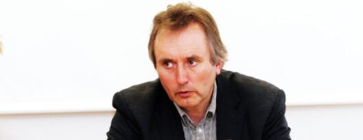 Vårt Land-redaktør Helge Simonnes.Foto: Birgit Dannenberg