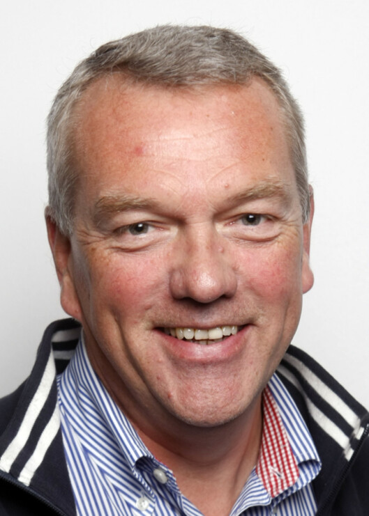 Øyvind Næss, stabssjef i VG. Foto: VG