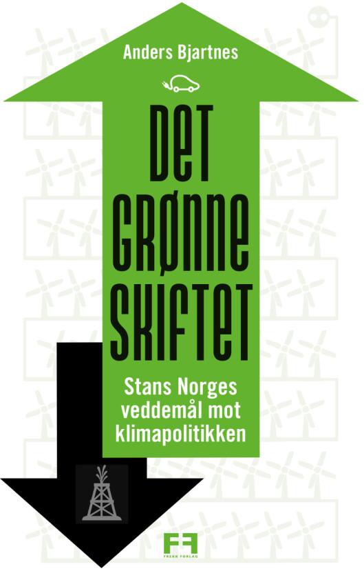 Forsiden på den ferske boka til Anders Bjartnes
