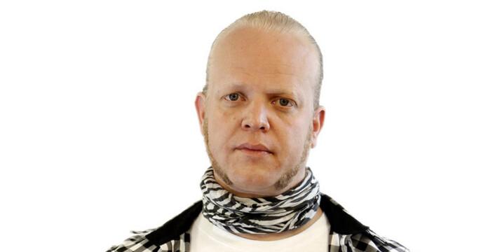 Egon Holstad.