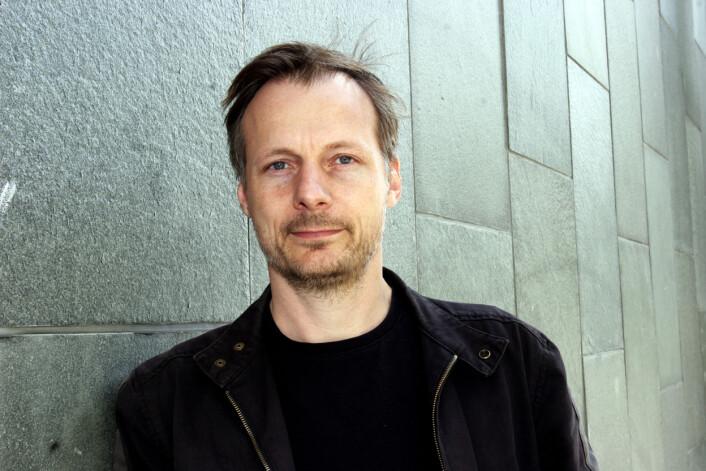 Steen Steensen mener det er viktig atjournalistutdanningenbeholder grunnverdiene også i fremtiden.Foto: Birgit Dannenberg