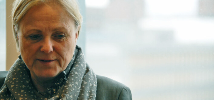 Kulturminister Thorhild Widvey sier at mangfoldet vil bli sikret også gjennom konkurranseloven. Foto: Martin Huseby Jensen