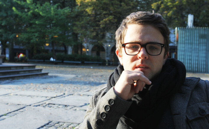 Vegard Venli. Foto: Martin Huseby Jensen