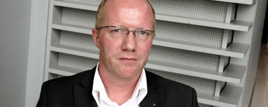 Arne Jensen. Foto: Birgit Dannenberg