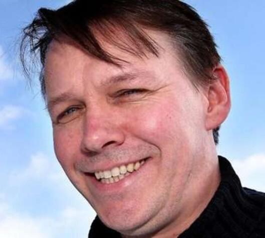 Stig Jakobsen. Foto: Ronald Johansen, iTromsø