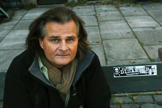 Harald Henden. Foto: Kathrine Geard