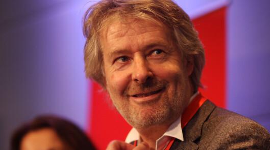 VG-sjef Torry Pedersen er blant redaktørene med<br>størst verdier i aksjer. Foto: Martin Huseby Jensen