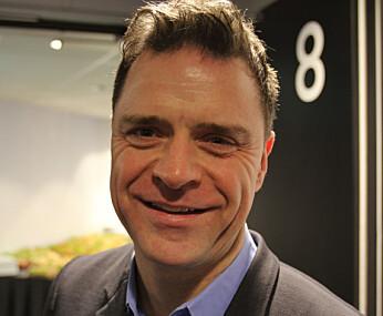 Espen Egil Hansen, sjefredaktør i Aftpenposten.