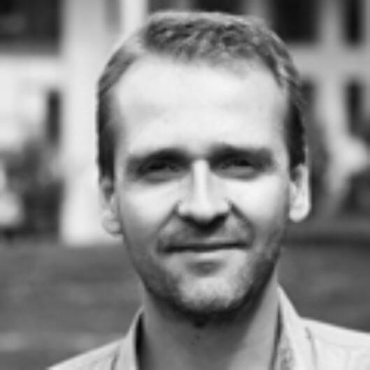 Mark Blach-Ørsten<br>Foto: Universitetet<br>i Roskilde.