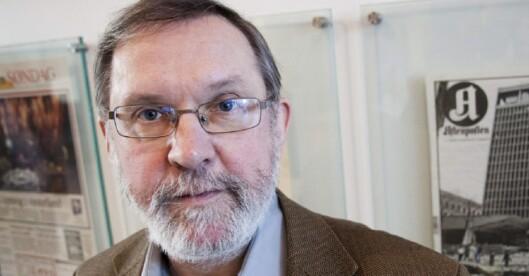 Harald Stanghelle er redaktør i Aftenposten, styreleder<br>i Norsk Redaktørforening og styremedlem i Norsk<br>Presseforbund.