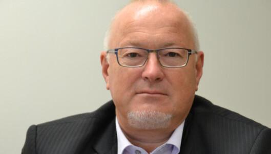 Generalsekretær Rune Hetland i Landslaget for lokalaviser.<br>Foto: LLA