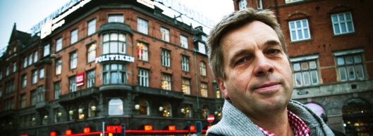 Geir Terje Ruud. Foto: Kathrine Geard