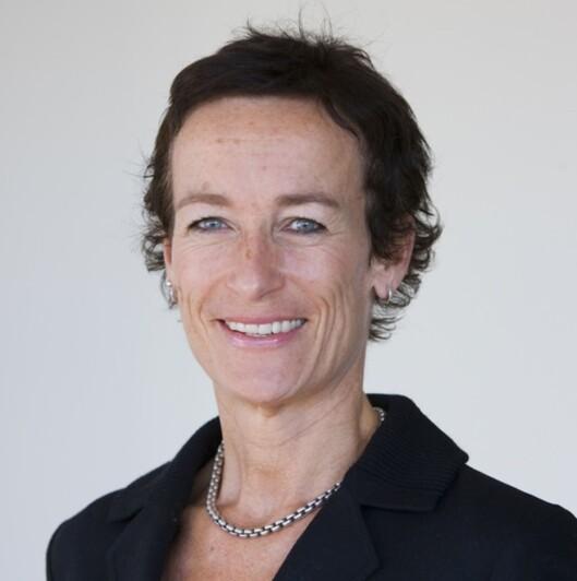 Camilla Jarlsby, konserndirektør for<br>organisasjonsutvikling.<br>Foto: SchibstedMedia Group