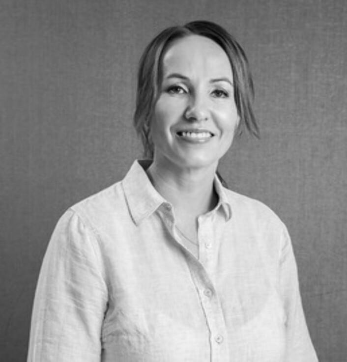 Markeds- og kommunikasjonsjef<br>arianne Nygård-Hansen i<br>ursetgruppen