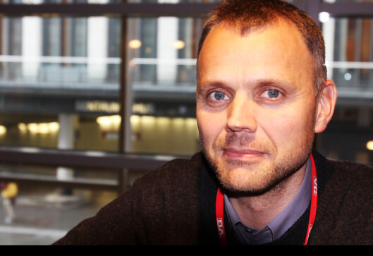 Audun Solberg. Foto: Martin Huseby Jensen
