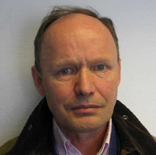 Leder av redaksjonsklubben i Egmont Publishing, Alexander Berg jr.<br>Foto: Bjørn Åge Mossin