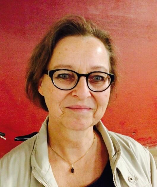 Tone Rudberg, klubbleder i Aller Media