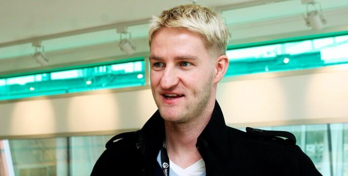 Martin Riber Sparre, journalist i Dagens Næringsliv og varamedlem av Pressens Faglige Utvalg for journalistene. Foto: Birgit Dannenberg
