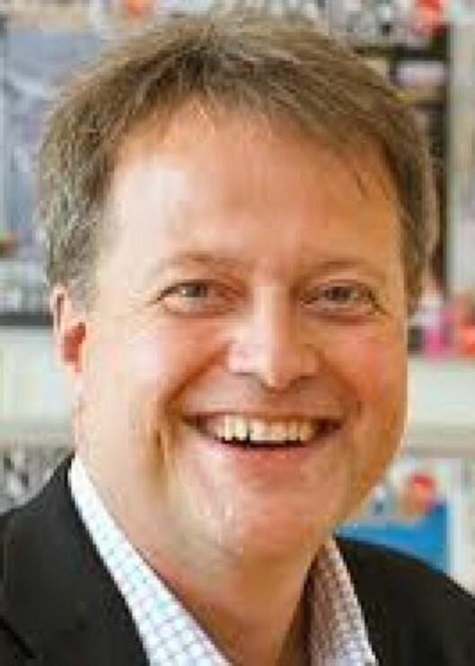Ansvarlig redaktør og<br>administrerende direktør<br>Jan Moberg i Teknisk<br>Ukeblad. Arkivfoto<br>Journalisten