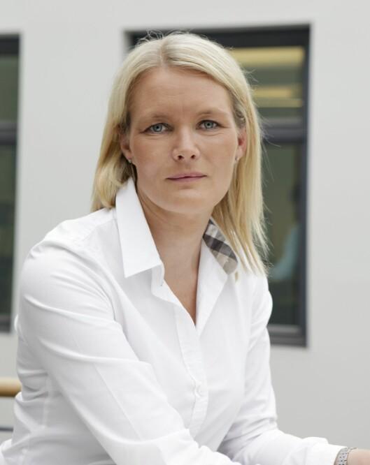 Nina Moi Edvardsen, organisasjonsdirektør i Schibsted Norge