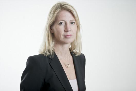 Generalsekretær Mina Gerhardsen i rusfeltets samarbeidsorgan<br>Actis maner redaksjoner til å være kritisk til formidling av<br>alkoholreklame. Foto: Actis/Flickr