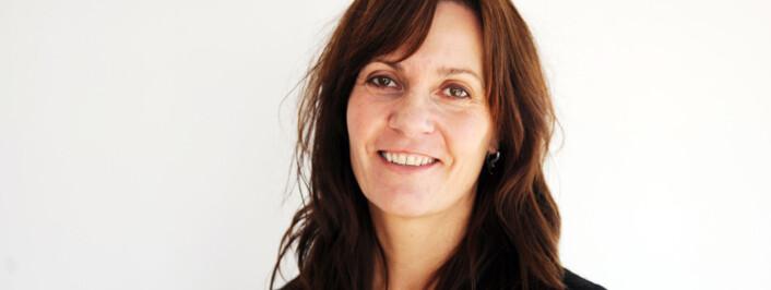 Kristin Monstad i Drammens Tidende