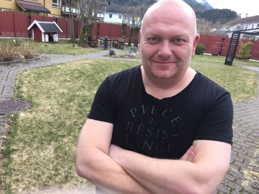Geir Bjarte Hjetland er leder av Sogn og Fjordane Journalistlag. Foto: Signe Fuglesteg Luksengard