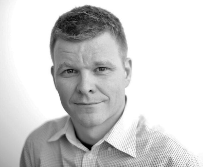 Anders W. Hagen går fra DN til Kripos. Foto: Dagens Næringsliv