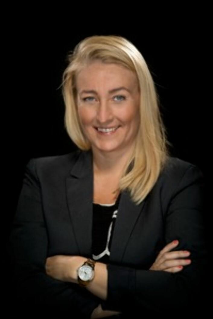 Hanne Lund-Nilsen, markedsansvarlig ved Institutt for Journalistikk