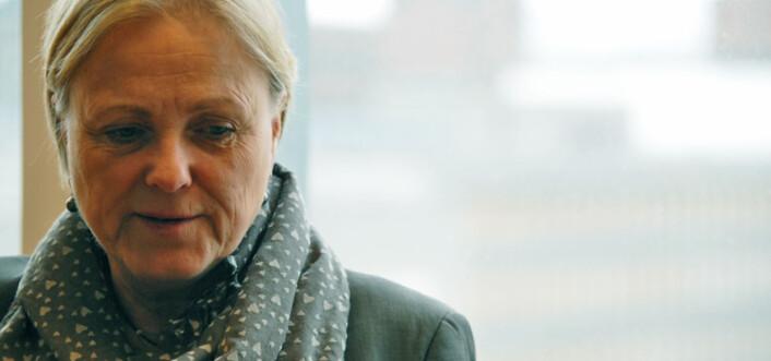 Kulturminister Thorhild Widvey har bestilt rapporten om NRKs rolle. Foto: Martin Huseby Jensen