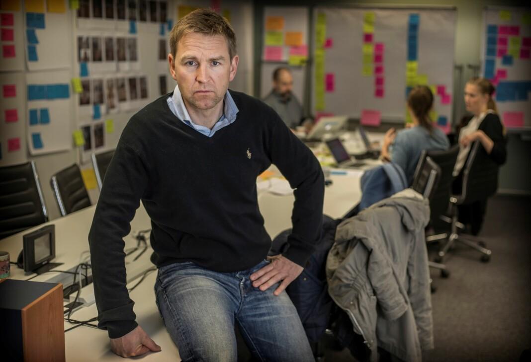 VGs krimsjef Øystein Milli er sterkt kritisk til prosessen mot Birgitte Tengs' fetter.