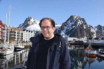 Morgenrutinen: Lofotpostens Øystein Ingebrigtsen mener de små og nære tingene ikke må undervurderes
