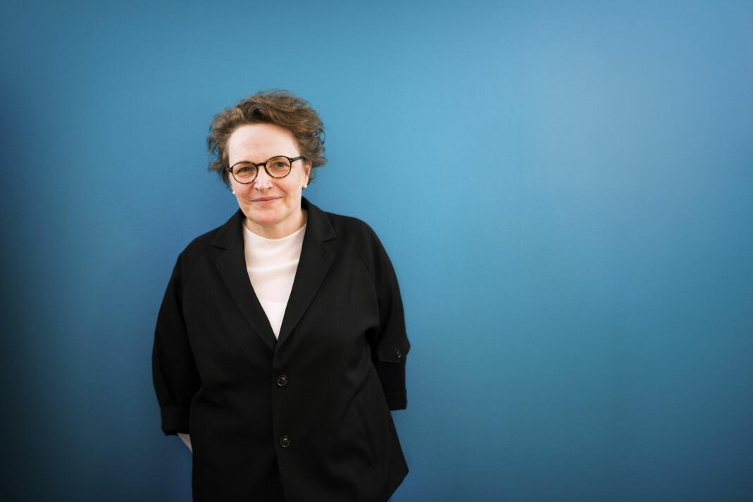 Featureredaktør Gry Egenes i Dagens Næringsliv har blitt kalt «veldig pirkete» og «verdens beste leser». Foto: Kristine Lindebø