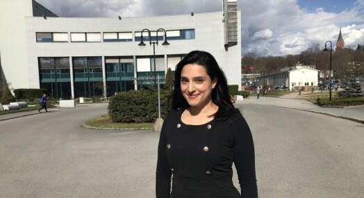 NRK var de første til å filme inne i moskeen etter terroren: – Jeg snakket urdu, er muslim og kom rett fra id-feiring