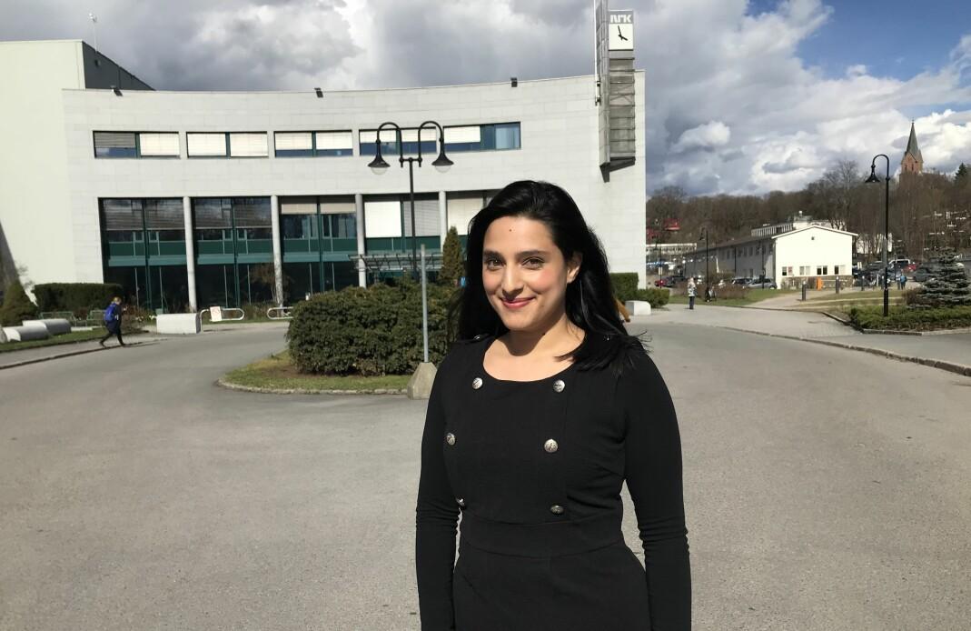 Iram Ansari er reporter i NRK Nyheter.