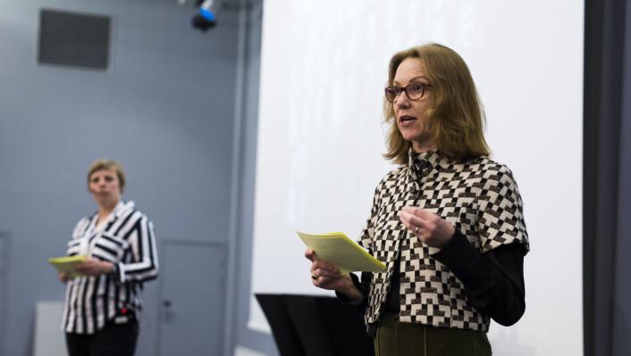 Metoo og norske medier – fortellinger om kjønn og makt