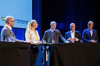 Toppmøtet 2018: I møte med store aktører kan norsk innhold skape mer nærhet