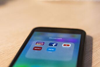 Sosiale medier er barn og unges viktigste nyhetskilde