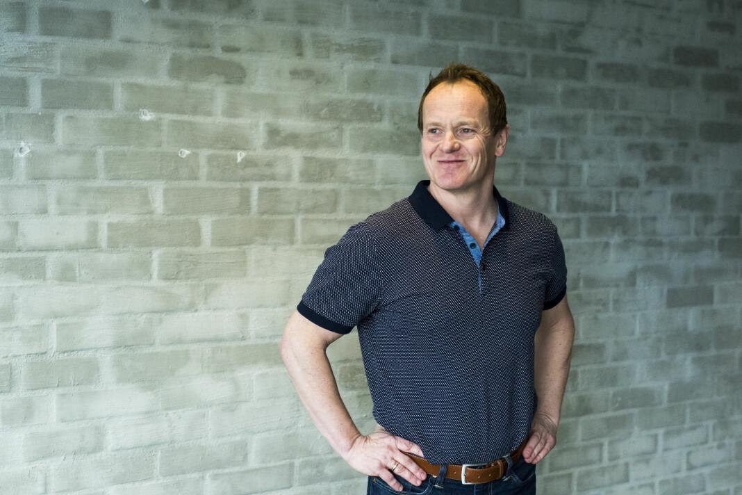 Bjørn Asle Nord har skrevet mange fortellende reportasjer i Bergens Tidende. Nå går han til NRK Natur. Arkivfoto: Kristine Lindebø