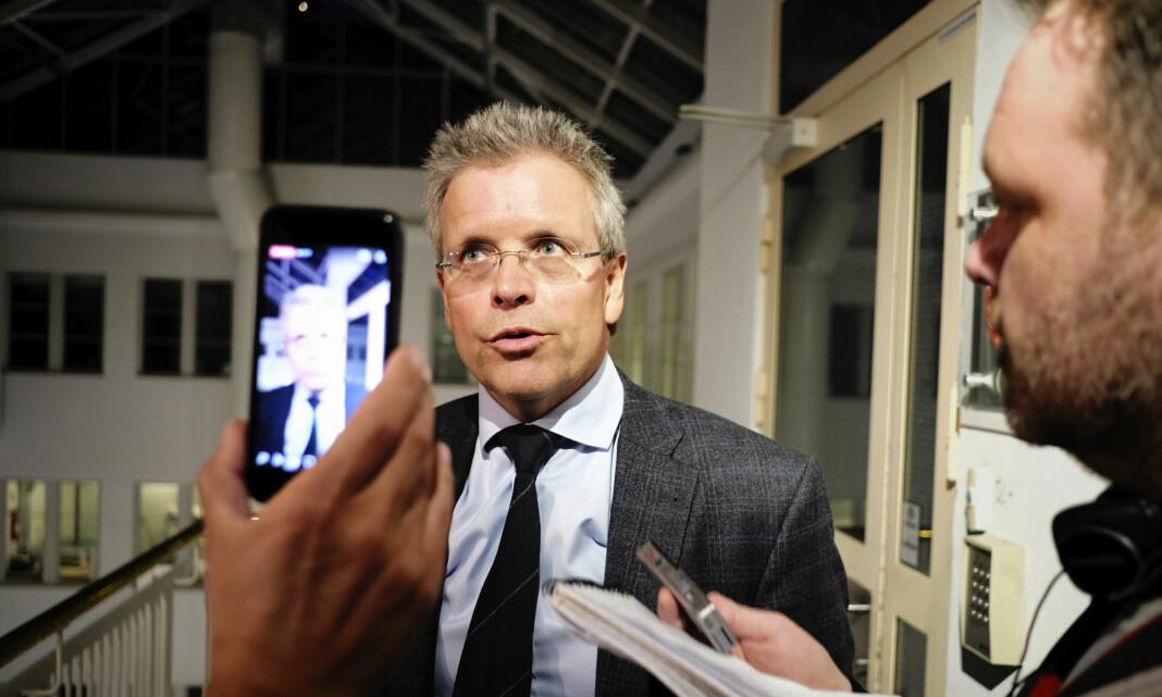 Meklingen mellom NRK og NJ fortsetter