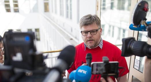 Siste: 1.700 NRK-journalister går ut i streik