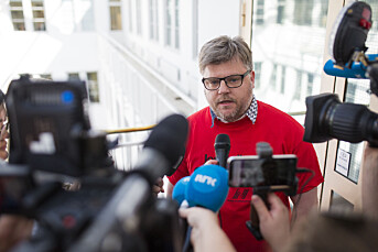 Richard Aune tar ikke gjenvalg som NRKJ-leder