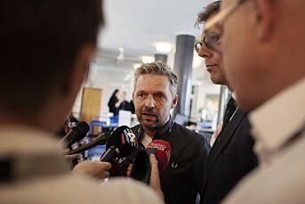 – Når antall fylker reduseres, er det naturlig for NRK å tilpasse seg det