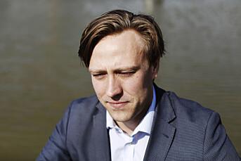 Fredrik Solstad ventet i timevis på bildene i Boligbygg-saken