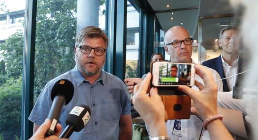 Streiken er over - NRK-journalistene får 18.100 kroner
