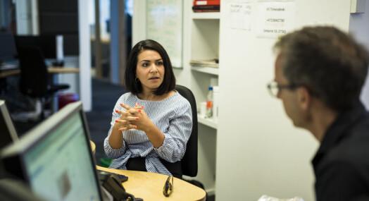 Rima Iraki er nytt medlem i juryen for Den store journalistprisen