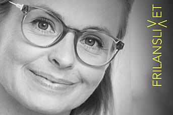 Marthe Sveberg i ukens utgave av podkasten Frilanslivet